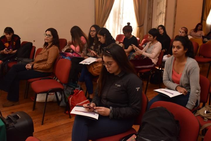 Con éxito se llevó a cabo el Seminario de Danza, Arte y Educación