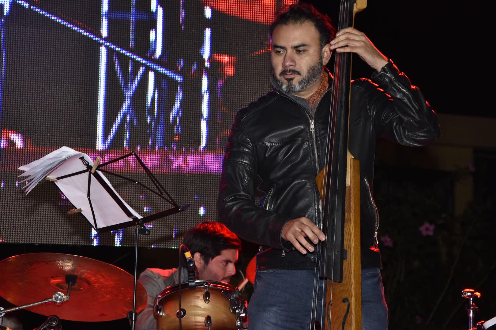 VelociRap y Dn Lyon junto a Patricio Varela Trío fueron los primeros invitados en las Conversaciones Didáctico Musicales