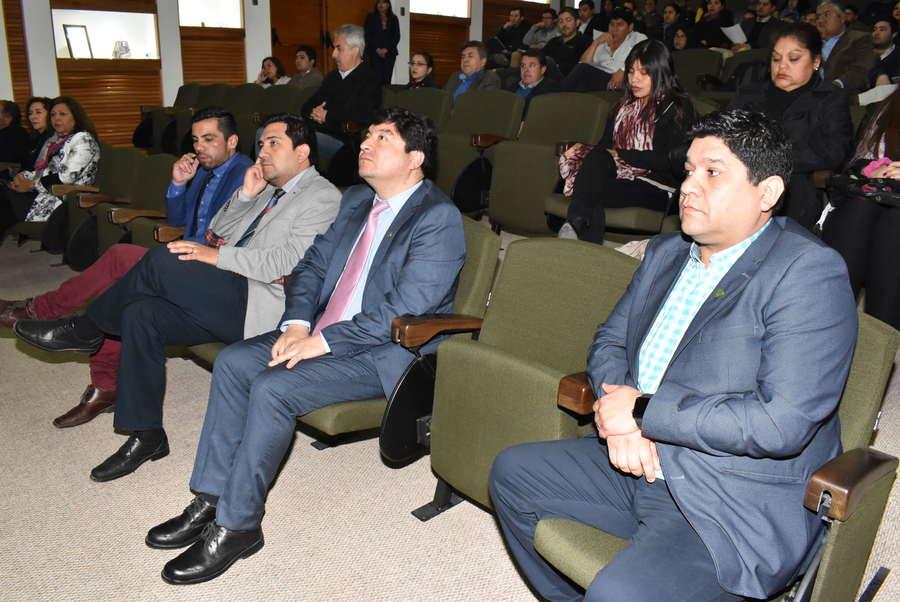 Seminario de Validación del Perfil de Egreso de las carreras Técnicas Universitarias