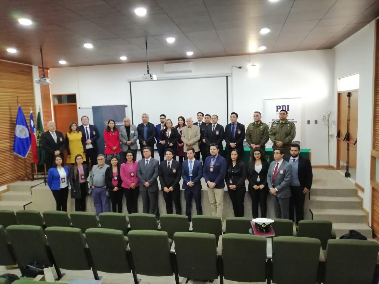 Concurrido seminario sobre el cuidado del patrimonio realizado por el IICSE -UDA y BIDEMA Copiapó