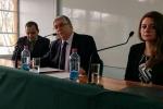 Ministro de la Corte Suprema inauguró año académico del Departamento de Ciencias Jurídicas de la UDA
