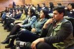 Estudiantes de la UDA vivieron seminario que trató el Sistema de Desarrollo Profesional Docente