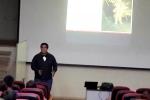 Estudiantes de la Universidad de Atacama recibieron charla sobre perforación y tronadura en mina