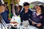 Profesionales de la UDA compartieron con estudiantes del Liceo Héroes de Atacama