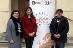 Académica de Ciencias Jurídicas de la UDA expuso en Congreso Internacional de Estudios Europeos