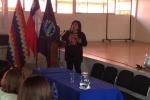 Ergónoma de la UDA destacó en Seminario de Riesgos Psicosociales laborales en Iquique