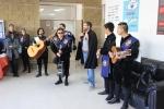 Con bailes y cantos de la Tuna Candelaria Psicología dio la bienvenida a sus nuevos estudiantes