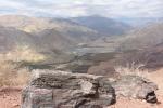 Bosque fósil permite indagar en la historia paleobotánica de Atacama