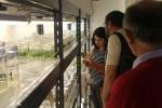 Investigadores del CRIDESAT visitan centros y laboratorios de las regiones de O'Higgins, el Maule y BíoBío