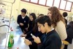 """Con entusiasmo los colegios de Enseñanza Media iniciaron Programa """"Laboratorios Abiertos"""" de la UDA"""