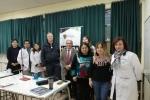 Programa de Divulgación Científica +Ciencia ofreció Charlas y Talleres en el ETP
