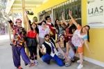 Grupo de Risoterapia de la Universidad de Atacama realizó su primera actividad pública