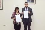 Universidad de Atacama firmó Convenio de Colaboración con Registro Civil