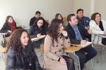 Docentes del Departamento de Idiomas se capacitaron en el uso de las pizarras digitales interactivas