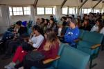 Estudiantes de primer año de Ingeniería Civil Industrial recibieron bienvenida de la comunidad docente de la UDA