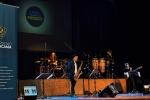Con éxito debutó el director de orquesta Carlos Figueroa junto a su banda en el Centro Cultural Atacama.