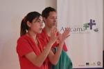 Realizan talleres para preparar el parto en las familias que pronto tendrán un nuevo integrante en su hogar