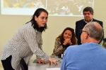 """Experta en """"Didáctica en las Ciencias"""" realizó jornada de capacitación a los académicos de la Facultad de Ciencias Naturales"""