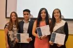 Centro de Alumnos de Ingeniería Civil Industrial reconoció a estudiantes destacados