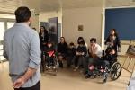 Galería de Arte de la UDA realizó Exhibición Pictórica en Aula Hospitalaria del Hospital Regional