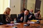 Delegación húngara se fija en la UDA para concretar Proyectos de Investigación