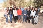 Estudiantes, académicos y funcionarios participaron en Fonda Industrial