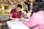 Notable participación de Comunidad Estudiantil en operativos de tomas de Test Rápidos de VIH