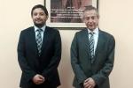 Rodrigo Cardozo Pozo elegido nuevo Decano de la Facultad de Ciencias Jurídicas y Sociales de la UDA