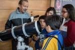 Con meteoritos y charlas de astrónomos, Atacama conmemoró el día de la astronomía 2017