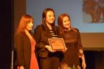 Académica e Investigadora de la UDA recibió reconocimiento por su aporte a la igualdad de género