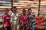 Alumnos y docentes de Ingeniería Comercial entregaron donación solidaria a Campamento durante Navidad