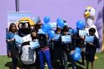 Estudiantes de la Escuela Diferencial María Luz Lanza Pizarro recibieron Mención Destacada en el Álbum