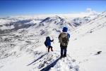 Expedición científica trajo nuevos datos sobre  los glaciares de la cordillera de Atacama