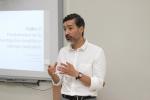 Académicos participan en talleres sobre fundamentos de la Investigación Científica y Enfoque
