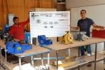 Sede Vallenar cuenta con nuevo Taller y Laboratorio para la Carrera de Mantenimiento Mecánico