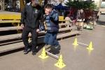 Carrera de Educación Física de la UDA participó en Primera Exposición de Discapacidad e Inclusión Social