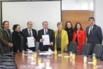 UDA y Colegio San Lorenzo firman convenio de colaboración