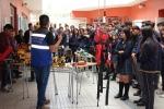 Sede Vallenar invitó a liceanos para conocer sus carreras bajo la temática