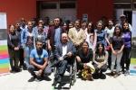 Sede Vallenar y Mutual de Seguridad realizaron taller de Inclusión para los estudiantes