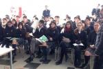 Sede Vallenar promocionó sus carreras en el Liceo Bicentenario de Vallenar
