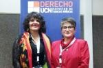 Académicas de la Universidad de Atacama expusieron en Seminario Nacional sobre Enseñanza del Derecho
