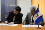 UDA y USACH firman convenio de colaboración para crear y apoyar proyectos de investigación