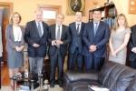 Delegación de la Universidad Chileno - Británica de Cultura visitó la UDA