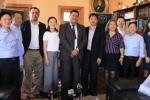 Delegación del Gobierno de China visitó la Universidad de Atacama para posibles futuros acuerdos de colaboración