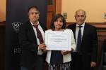 Emotiva ceremonia se vivió al entregar título póstumo en la Universidad de Atacama