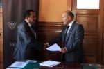 UDA contará con el apoyo de institución peruana para potenciar sus proyectos de investigación