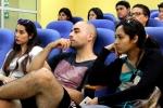 Estudiantes participaron en Seminario Perfil de Egreso