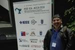 Académico UDA presentó investigación en Congreso de la Asociación Chilena de Control Automático