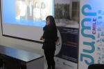 Alumnos comienzan a calentar motores en lanzamiento del Jump Chile realizado en la Facultad de Ingeniería UDA