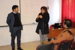 Decano de Facultad Tecnológica se reunió con equipo de la Sede Vallenar